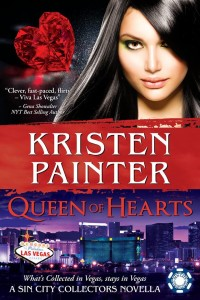 Queen of Hearts by Kristen Painter – Now Live!