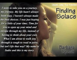 Finding Solace 3