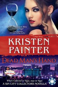 Release Day Blitz: Dead Man's Hand by Kristen Painter