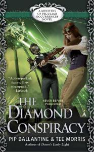 Diamond Conspiracy cover