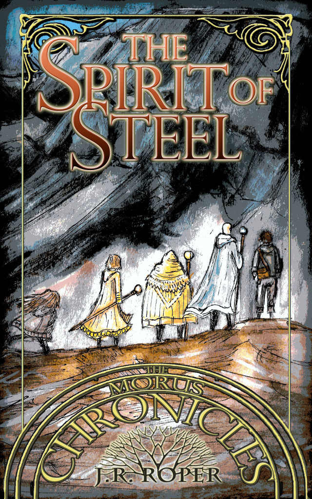 The Spirit of Steel Cover