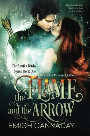 flame and arrow