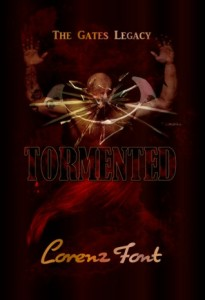 Tormented The Gates Legacy #2 Cover