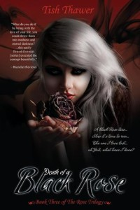 Death of a Black Rose (Rose Trilogy #3) Cover