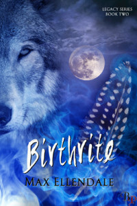 Birthrite (Legacy Series) Cover