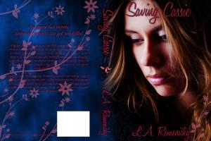Saving Cassie Paperback Cover