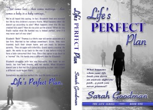 book cover wraparound