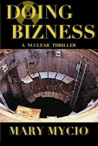 Doing Bizness:  A Nuclear Thriller Cover