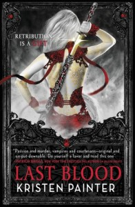 Last Blood (In the House of Comarre Series #5) Cover
