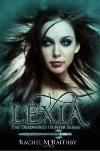 Lexia, The Deadwood Hunter Series Cover