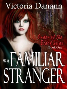 My Familiar Stranger (Black Swan #1) Cover