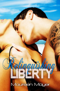 Relinqueshing Libery (Second Chances #1) Cover