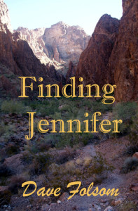 Finding Jennifer Cover