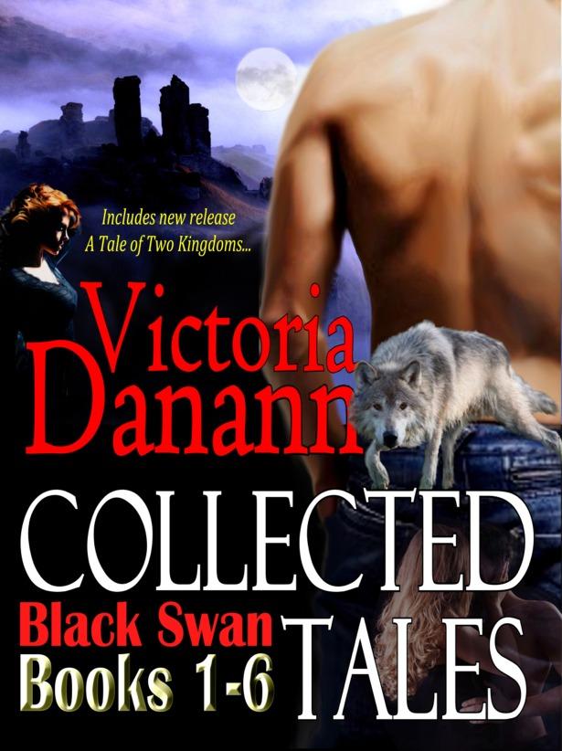 Victoria Danann Black Swan books1-6