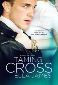 Taming Cross Cover