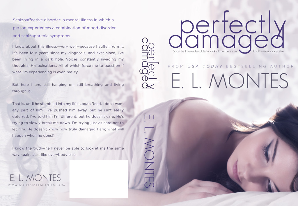 Perfectly Damaged-Emmy Montes Cover