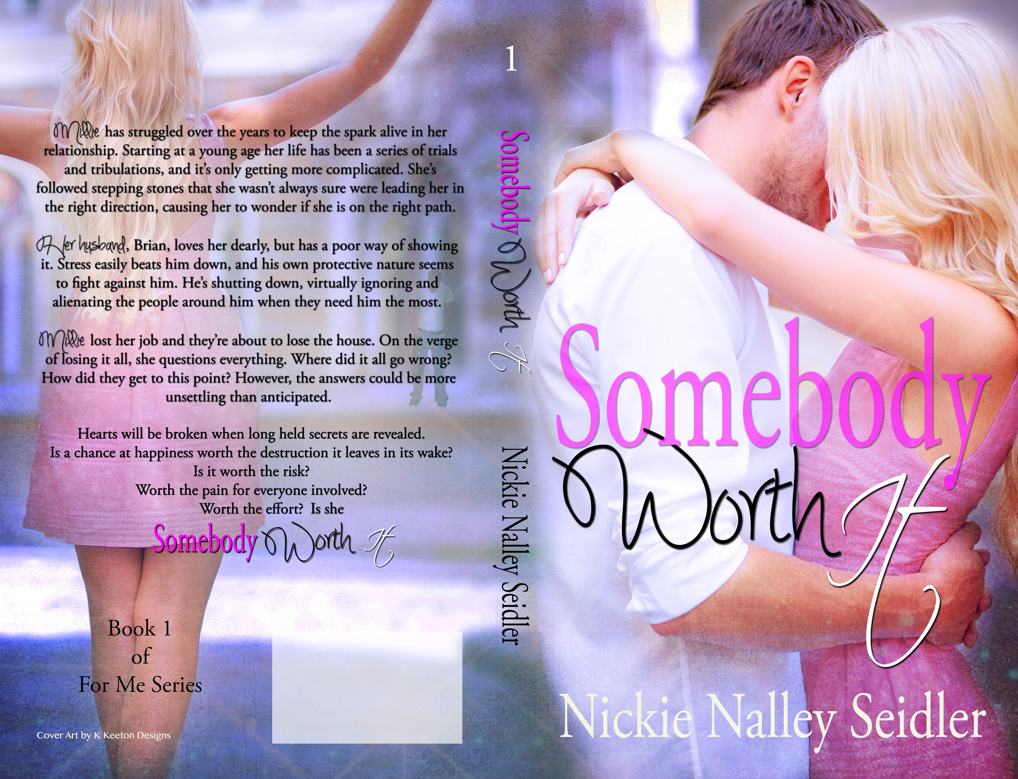 Somebody Worth It with book1 added