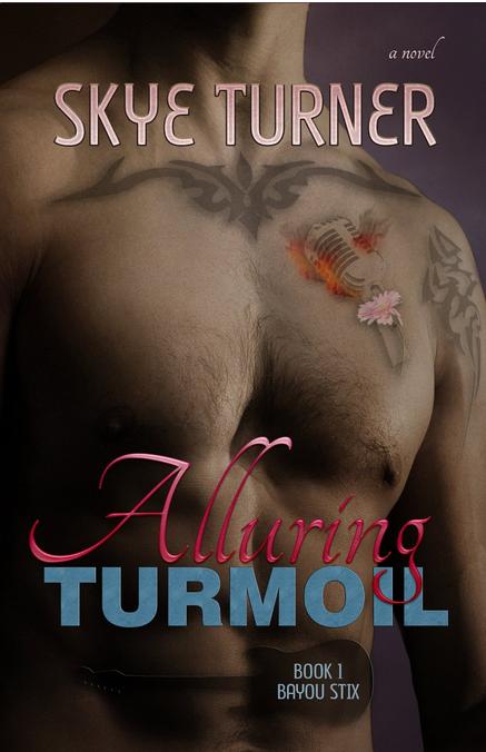 Alluring Turmoil Bayou Stix Book 1 Cover