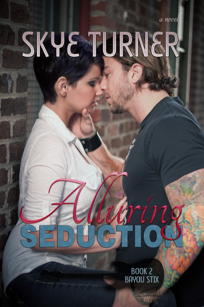 Alluring_Seduction_Bayou Stix Book 2 Cover