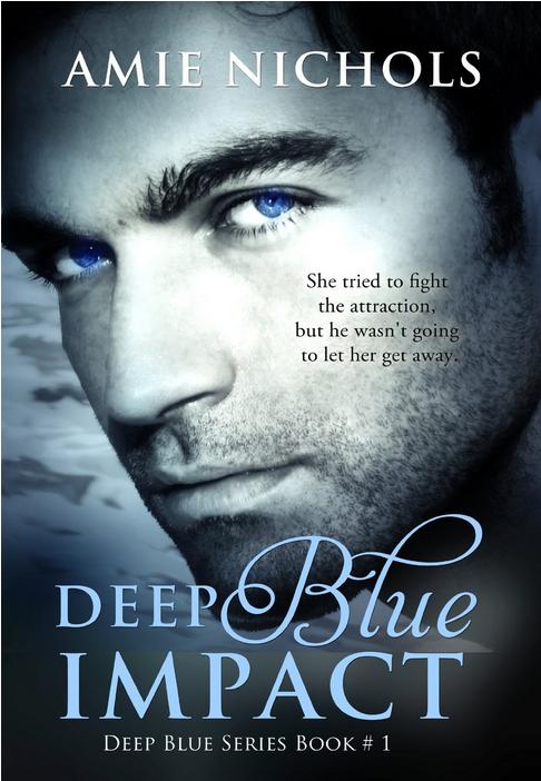 Deep Blue Impact 1 cover