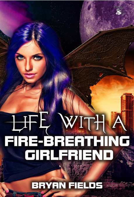 Life with a Fire-Breathing Girlfriend cover