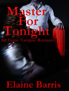 Master For Tonight cover