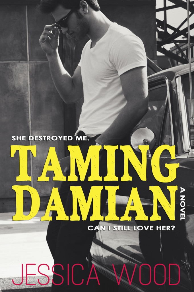Taming Damian - Cover Reveal