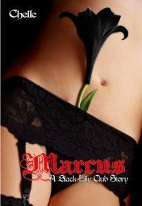 marcus a black lily club story cover