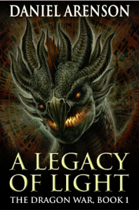 A legacy of Light Cover