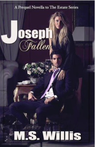 Joseph Fallen Cover