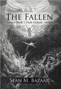 The Fallen Book 1 - Dark Genesis Cover