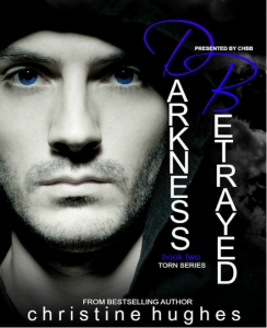 Darkness Betrayed Torn Cover